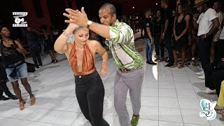 Maykel Fonts & Sonia - salsa social dancing @ Martinique Int 'Salsa Festival 2018