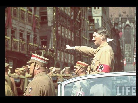 Documentário - A Conspiração Nazista de Adolf Hitler - Discovery Channel