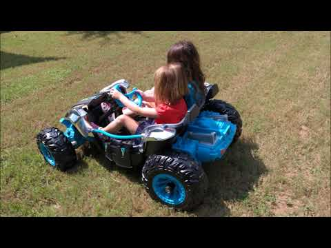 Fisher Price Power Wheels Dune Racer 12V Ride On Review