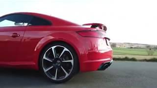 The 2019 Audi TTRS what a Epic car!