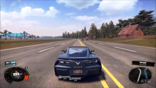 Chevrolet Corvette Stingray | Perf Spec - 2014 - The Crew - Test Drive Gameplay (PC HD) [1080p]