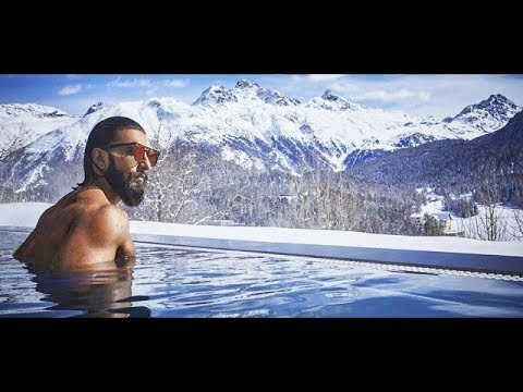 Thumbnail: Ranveer Singh's skinny dipping video in Switzerland is jaw dropping HOT!
