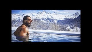vuclip Ranveer Singh's skinny dipping video in Switzerland is jaw dropping HOT! |Bollywood news|