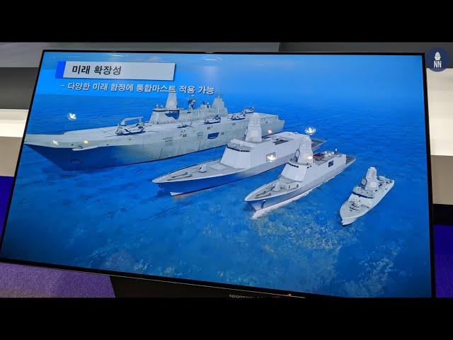 MADEX 2019 Day 3 - Naval Defense Technologies by LIG Nex1