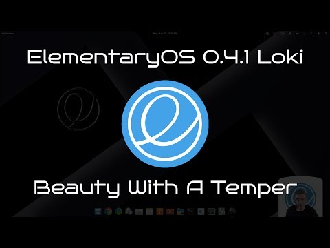 ElementaryOS 0.4.1 Loki - Beauty With A Temper