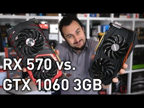 Radeon RX 570 vs. GeForce GTX 1060 3GB: 29 Games Tested!
