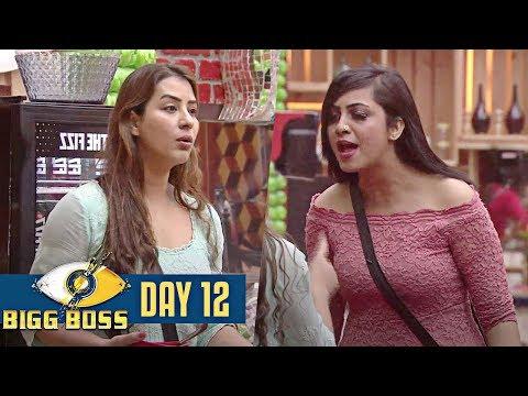 Bigg Boss 11 | Day 12 | Shilpa Chooses Arshi Over Vikas Gupta For Punishment | 13 Oct