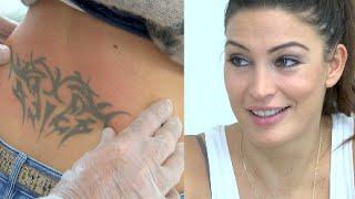 Arschgeweih ade! Ex-Bachelorette Frieda Hodel lässt sich ihr Tattoo weglasern - 3+ - Bachelorette -