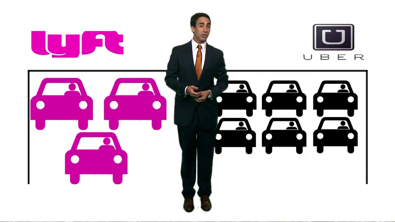 What's the difference between Uber and Lyft? - YouTube