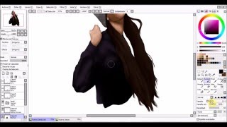 Lisa Cimorelli- Speed Drawing by Alexmartn8