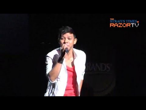 Hady Mirza does Freedom gospel-style (Music Changes Lives Pt 7)