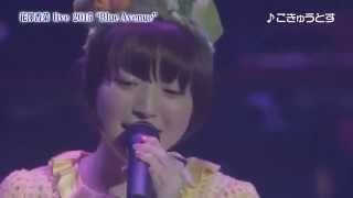 "Promo! Kana Hanazawa 花澤香菜 live 2015 ""Blue Avenue"" in nippon budokan"