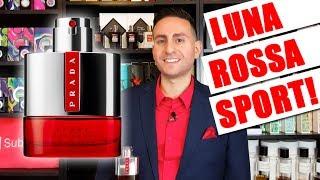 Prada Luna Rossa Sport Fragrance / Cologne Review