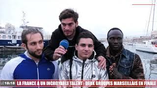 Le 18:18 - Finale de « La France a un incroyable talent », tous derrière les Marseillais !
