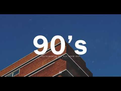 """BOOM BAP RAP BEAT HIP HOP INSTRUMENTAL – """"90's"""""""