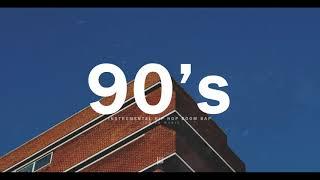 """BOOM BAP RAP BEAT HIP HOP INSTRUMENTAL - """"90's"""""""