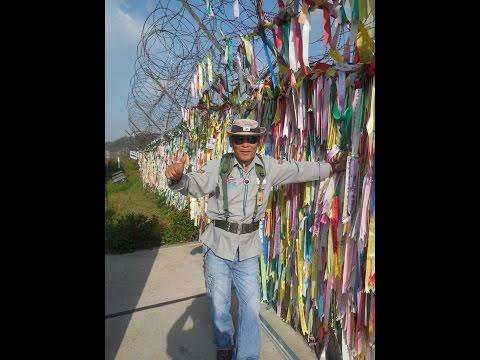 A Quick Visit and Tour of the South Korea DMZ Area