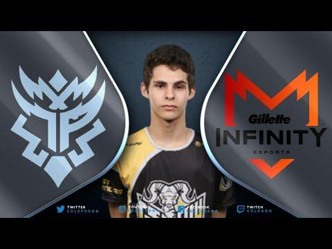Eliminatório R1 - Thunder vs Mandy Infinity - BTS Pro Series Season 3: Americas