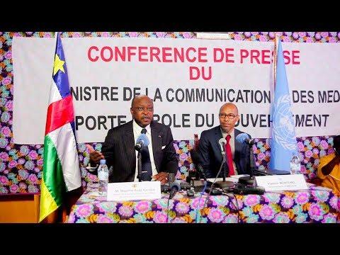Conférence de presse conjointe