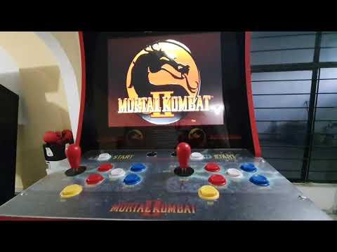 Arcade 1up revisión (español) from Heczero H