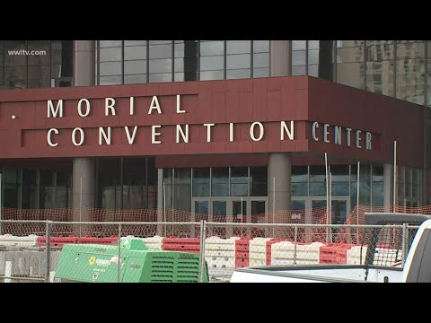 Morial Convention Center tapping into its reserves as business has virtually stopped