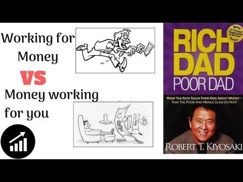 #31 - Rich Dad Poor Dad - Book Review