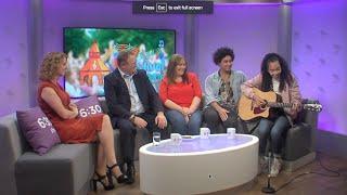 Life Is Worth Living - Lia White (original) Notts TV