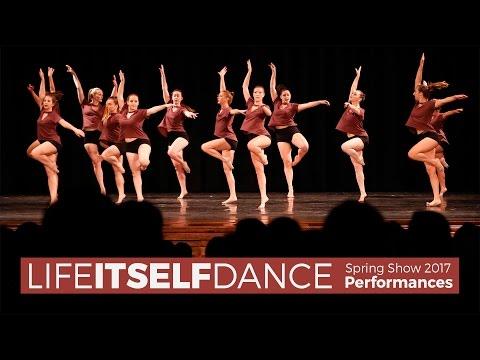 Life Itself Dance Spring 2017 Show Performances - University of Dayton