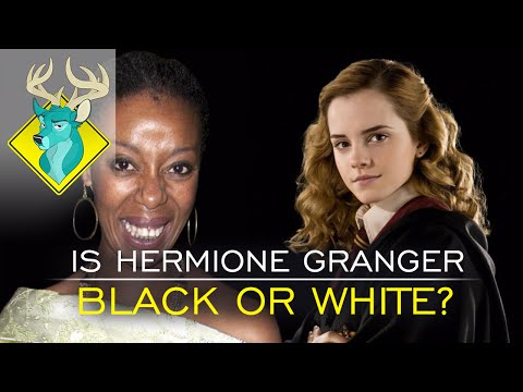 TL;DR - Is Hermione Black or White?