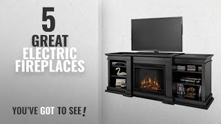 Top 10 Real Flame Electric Fireplaces [2018] | New & Popular