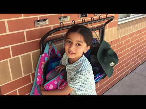 A Day in Kindergarten at Quakers Hill East Public School