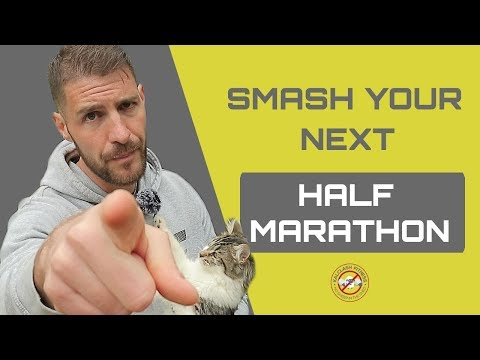 How to run a faster half marathon time with these 8 half marathon preparation tips and tricks