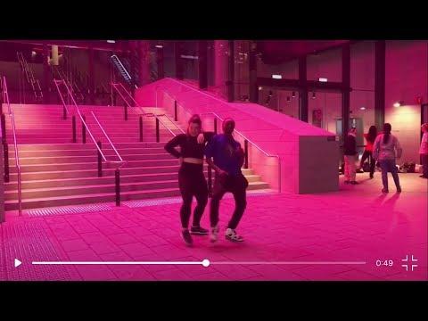 Ed Sheeran & Justin Bieber ft Koffee & Chronixx - I Don't Care Choreography