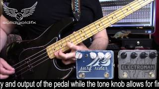 SolidGoldFX Surf Rider III Bass Demo Feat. Ben Wright