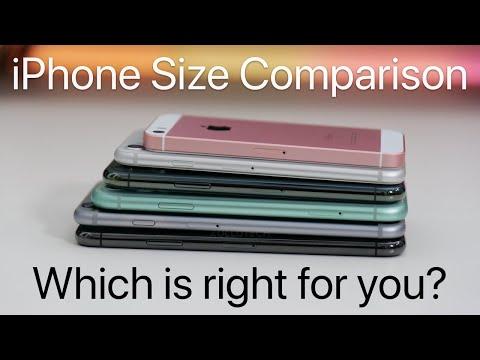 IPhone 11, 11 Pro And 11 Pro Max Size Comparison