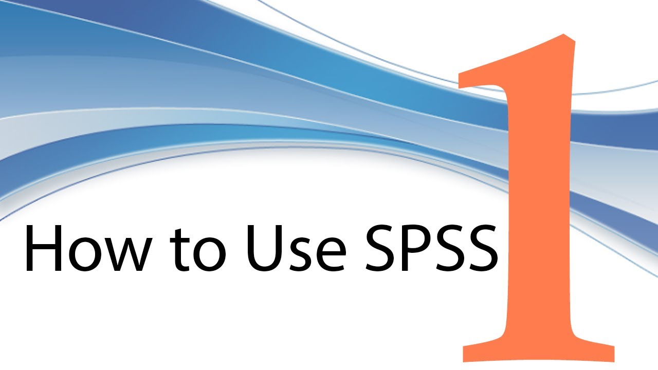 the purpose of spss Running a discriminant function analysis using spss an alternative method of computing probability of group membership discriminant function homework assignment.
