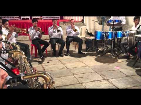 ASHTAVINAYAK BRASS BAND & BANJO / MAHIM (marathi song Naman)