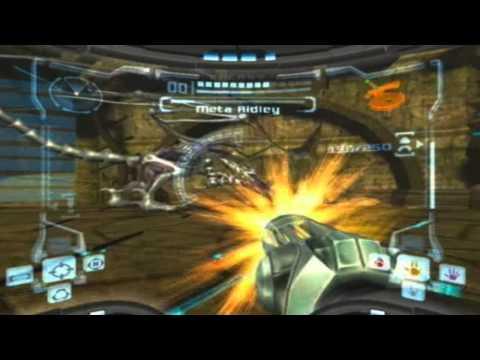 Let's Play Metroid Prime (Blind)   Part 51 - Meta Ridley