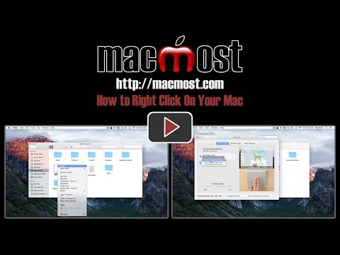 How to Right Click On Your Mac