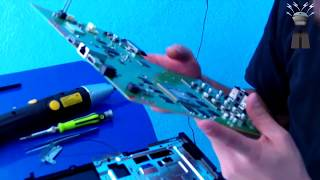 ST - Desarme y Unboxing de PS4 - Disassembly PS4
