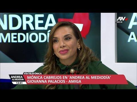 ANDREA AL MEDIODIA - MONICA CABREJOS - 24/05/18 - JUEVES 24 DE MAYO DEL 2018