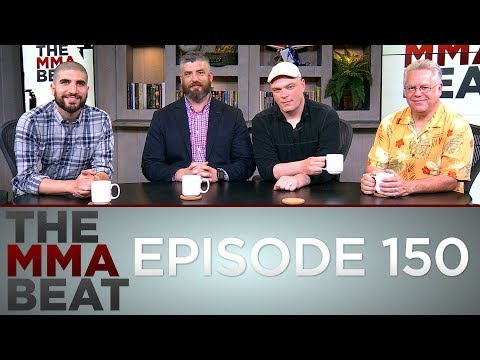 The MMA Beat: Episode 150