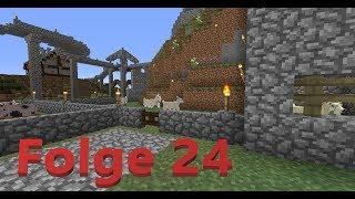 24 - Ziegengehege - MINECRAFT SOCIETY