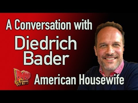 A Conversation with Diedrich Bader of American Housewife