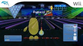 Brunswick Zone Cosmic Bowling | Dolphin Emulator 5.0-8989 [1080p HD] | Nintendo Wii