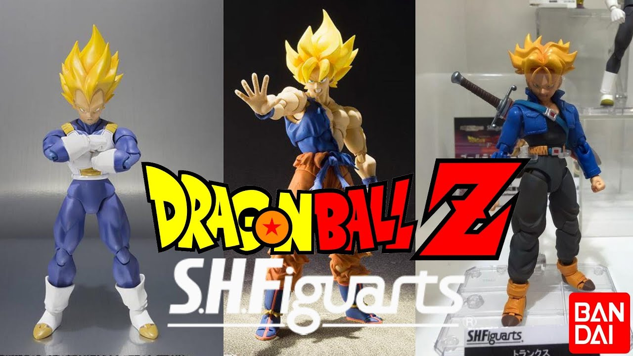 DRAGON BALL Z S.H.FIGUARTS NEWS TOYS UPDATE 6/18/20 15 ...