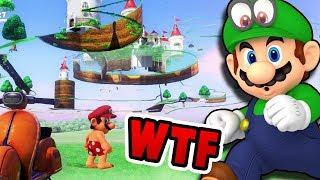 2 Neue Geheime GLITCHES in Mario Odyssey 😂🙃