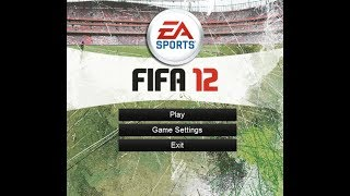 How to fix fifa 12 right stick error| Software And Games