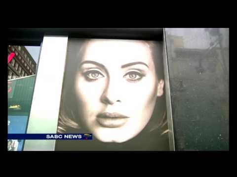 Adele's '25' Becomes UK's Biggest-selling No. 1 Album