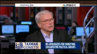 Brokaw on IRS Scandal